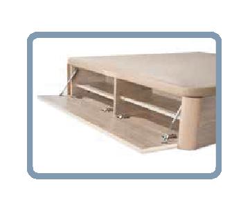 iconos matalassos_Canapé madera puerta abatible zapatero 900-123